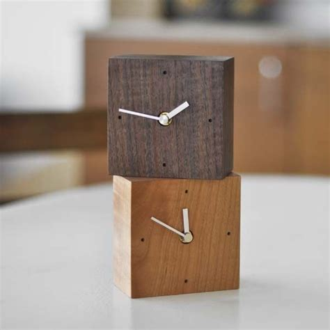 woodworking clocks simple wooden clock plans free woodworking projects plans