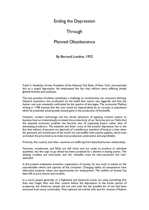 obsolescence wikipedia
