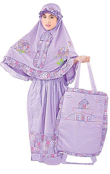 Mukena Anak Perempuan Putih Catenzo Junior Cao 095 Original Cibaduyut mukena anak