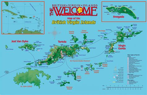 tortola map large tortola maps for free and print high