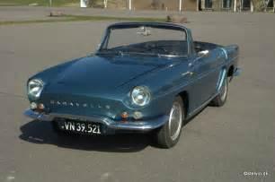 1963 Renault Caravelle Renault Caravelle 1963 Stelvio