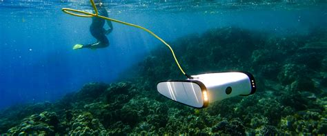 Drone Underwater 3 underwater drones that are taking the drone industry to new depths