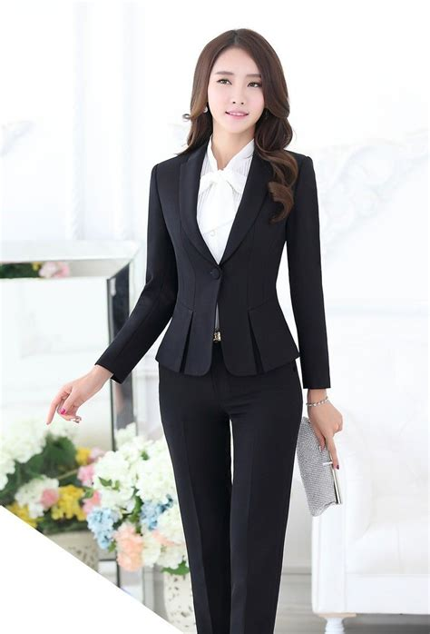office fashion ladies pinterest formal pant suits for women business suits for work wear