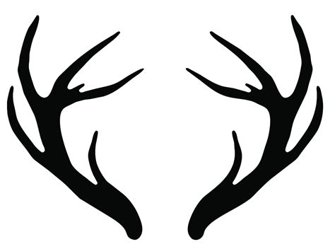 deer antler tattoo designs 23 deer antler tattoos designs and stencils