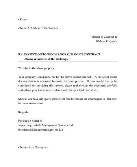 Complaint Letter For Janitorial Services sle letter for cleaning services cover