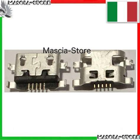 Casan Kodok Voda Lcd Usb connettore ricarica micro usb per vodafone u8150 ideos u8160 masciastore
