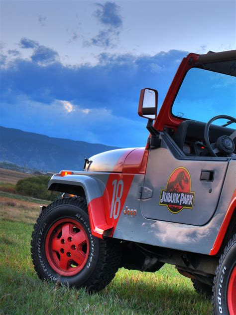 Jurassic Jeep Jurassic Park Jeep Wrangler 17 By Boomerjinks On Deviantart