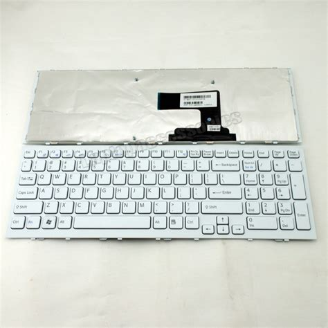 Keyboard Sony Vaio El White Promo New For Sony For Vaio Vpc El Vpcel Series Laptop Us