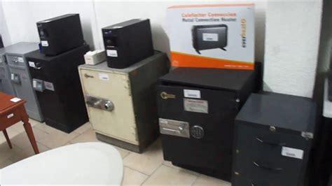 muebles de oficina  seguridad usados  precios de remate