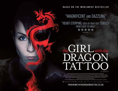 girl with dragon tattoo sequel the with the is the of a trilogy