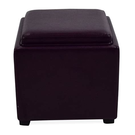 crate and barrel storage ottoman furnishare buy and sell used furniture