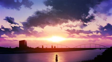 wallpaper anime scenery anime scenery wallpapers wallpaper cave