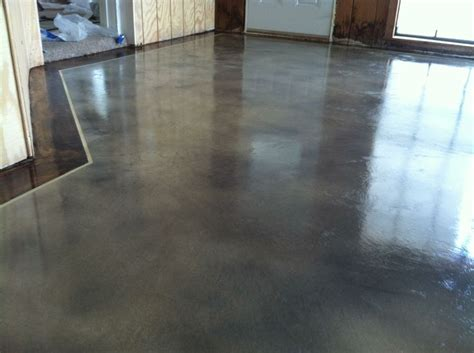 How To Finish Concrete Floors Interior by 31 Best Images About Interior Concrete Staining On