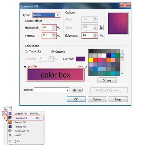 tutorial desain web dengan xp desain website dengan coreldraw corel tutorial