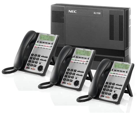 Pabx Nec Sl1000 4 Line 16 Extension one net communications one net communications promotions