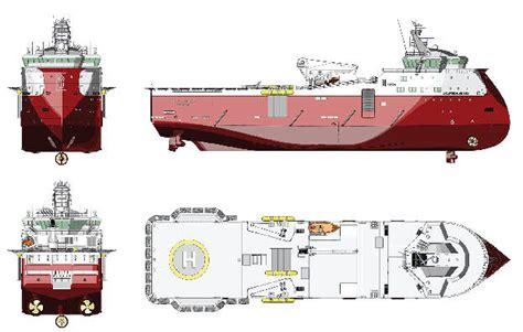 this boat or ship is not sharp at all codycross a little help with x bow ulstein boat design net
