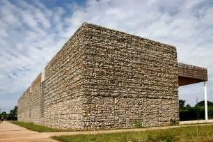 gabion wall woodbury ari bhod design build studio