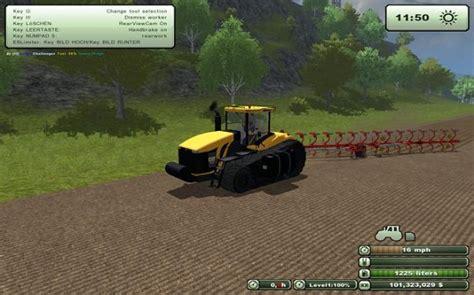 2013 challenger mods challenger mt865 farming simulator