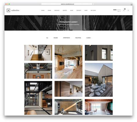 architect website design 40 best personal portfolio wordpress themes 2017 colorlib