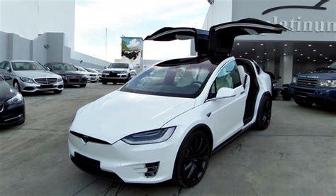 Tesla S 7 Passenger Tesla Model X 90d 7 Passenger Platinum Auto Sales