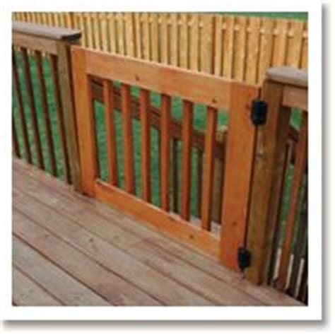 deck gates  dogs stairs  side yard  dogs