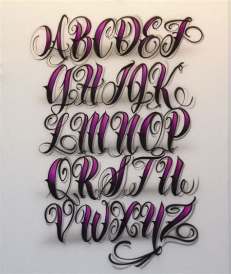tutorial lettering chicano graffiti alphabet sketch 3d graffiti alphabet letter