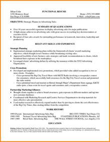 Example Resume Summary Statement 4 Statement Of Qualifications Example Letter Case