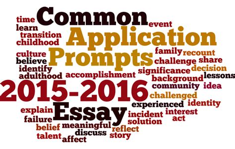 College Application Essay Topics 2015 common app essay prompts 2015 sle paper common app