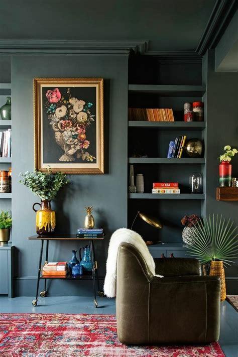 Farbige Akzente Wand by 88 Dekoideen Wohnzimmer Wie Sie Den Wohnbereich