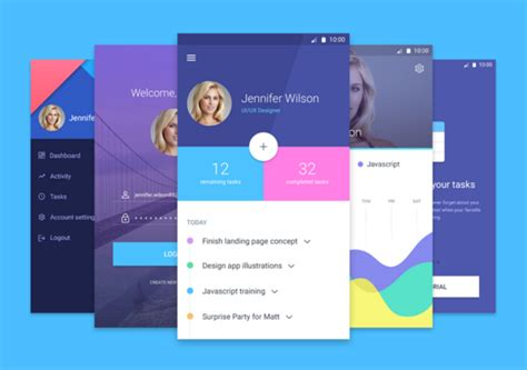 material design mockup kit free resources for designers developers october just
