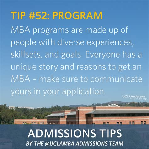Ucla Mba Application by Ucla Mba Admissions Related Blogs