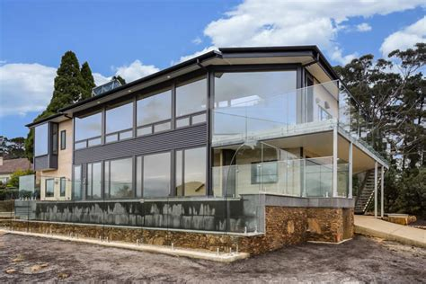 ecological homes a sustainable home in leura blue eco homes