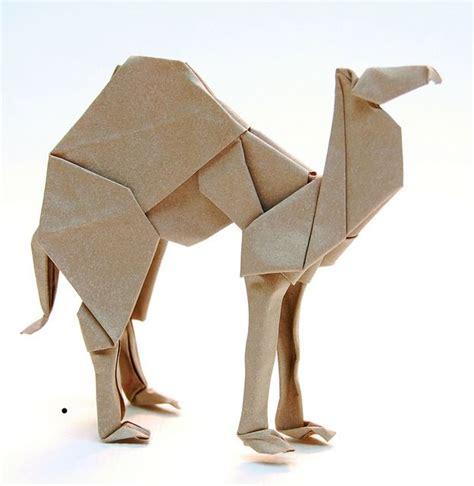 Camel Origami - origami camel origami camel japanese crafts