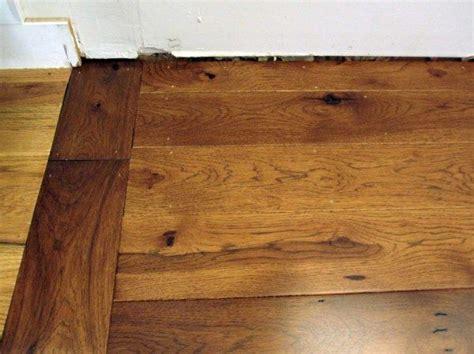 transition between different wood floors hardwood