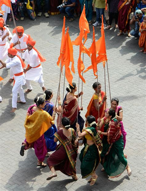 maharashtrian new year gudi padwa celebrated photo8