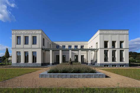 architekten berlin klassik und tradition neubau einer klassizistischen villa