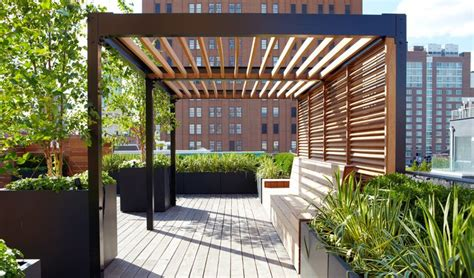 Modern Roof Terrace Google Search Outdoors Pinterest Modern Pergola Designs