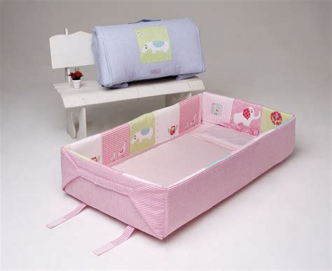 one touch portable baby bed popular model from babyard