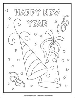 new year coloring pages activity new years coloring pages new years coloring sheets