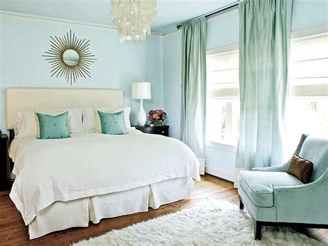 stylish blue color schemes for bedrooms interiorholic