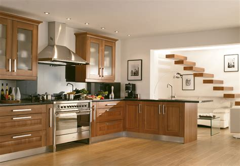 Kitchen Layout by Horizon Kitchens Solid Wood Kitchen Doors And Cupboards
