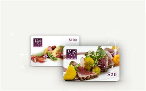 Roys Gift Card - roy s pacific rim cuisine