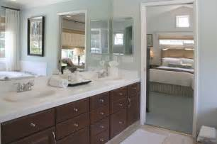 Kitchen Faucets Brushed Nickel by Transitional Master Bath Transitional Bathroom Los