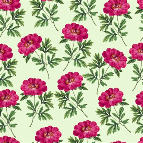 floral wallpaper seamless wallpaper free stock photo