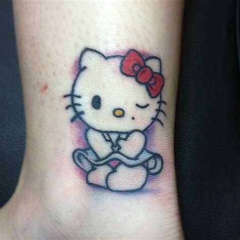 hello kitty couple tattoos 1000 ideas about tattoos on tattoos