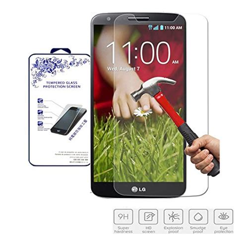 Lg G2 Explosion Proof Tempered Glasskaca Screen Ptotect Limited nacodex 174 tempered glass screen protector for lg g2 vs980 4g lte verizon d802 ls980