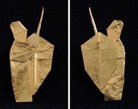 How To Make An Origami Soldier - temko origami collection historical significant models
