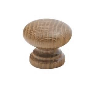 prestige 45mm p20 polished oak knob bunnings