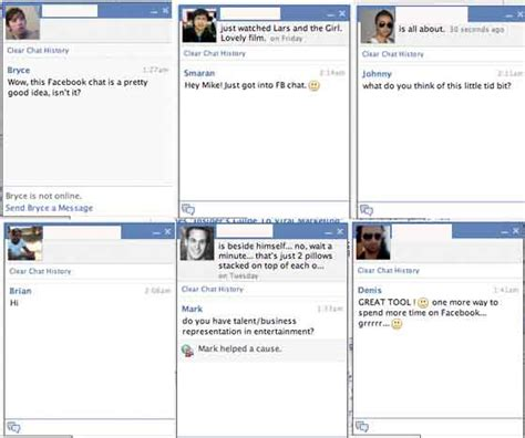 fb chat facebook finishes chat integration makes this blogger s