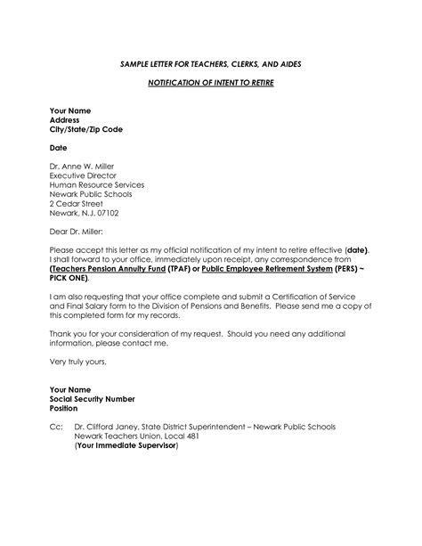 teacher resume letter of intent - Teacher Resume Letter Of Intent